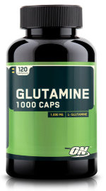 Optimum Glutamine Caps 1000 (120 капс.)