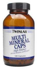 Multi Mineral Caps 180 капс