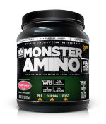CytoSport Monster Amino BCAA, 375 г, Аминокислоты BCAA