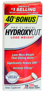 Hydroxycut Pro Clinical 100 капс