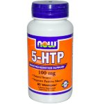 NOW 5-HTP 100 mg, 60 капс, 5-HTP