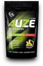 4UZE with BCAA + vitamine C