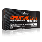 OLIMP Creatine 1250 mega caps, 120 капс, Моногидрат креатина