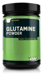Optimum Nutrition Glutamine Powder, 150 г, Аминокислота Глютамин
