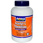 NOW Acetyl L-Carnitine 500 mg, 50 капс, L-carnitine