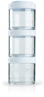 Blender Bottle GoStack 3PAK 100ml.