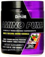 Amino Pump 285 g blue lemonade