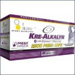 Kre-Alkalyn 2500 Mega Caps 120 капс