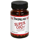 Twinlab CoQ10 Super 50 mg, 60 капс, Коэнзим Q10