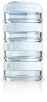 Blender Bottle GoStack 4PAK 40ml.