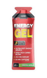 VP Laboratory Energy Gel +caffeine, 1 порция,