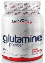 Be First L-Glutamine POWDER, 300 г, Аминокислота Глютамин