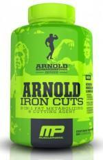 MusclePharm Iron Cuts Arnold Series, 120 капс, Жиросжигатели