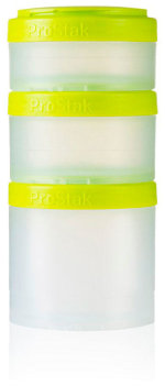Blenderbottle ProStak Expansion Pak 3 контейнера, 1 шт, Контейнеры