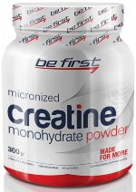 Be First Creatine Micronized Powder, 300 г, Моногидрат креатина