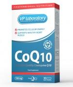 VP Laboratory CoQ 10 100 mg, 30 капс, Коэнзим Q10