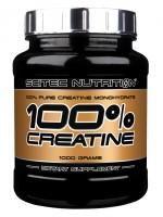 Scitec Nutrition Creatine 100% Pure, 1000 г, Моногидрат креатина