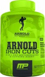 MusclePharm Iron Cuts Arnold Series, 90 капс, Жиросжигатели
