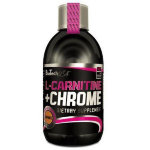 BioTech USA L - Carnitine + Chrome, 500 гр., L-carnitine