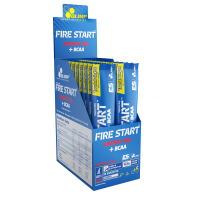Fire Start Energy Gel+BCAA