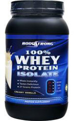 100 Whey Protein Isolate  908 г