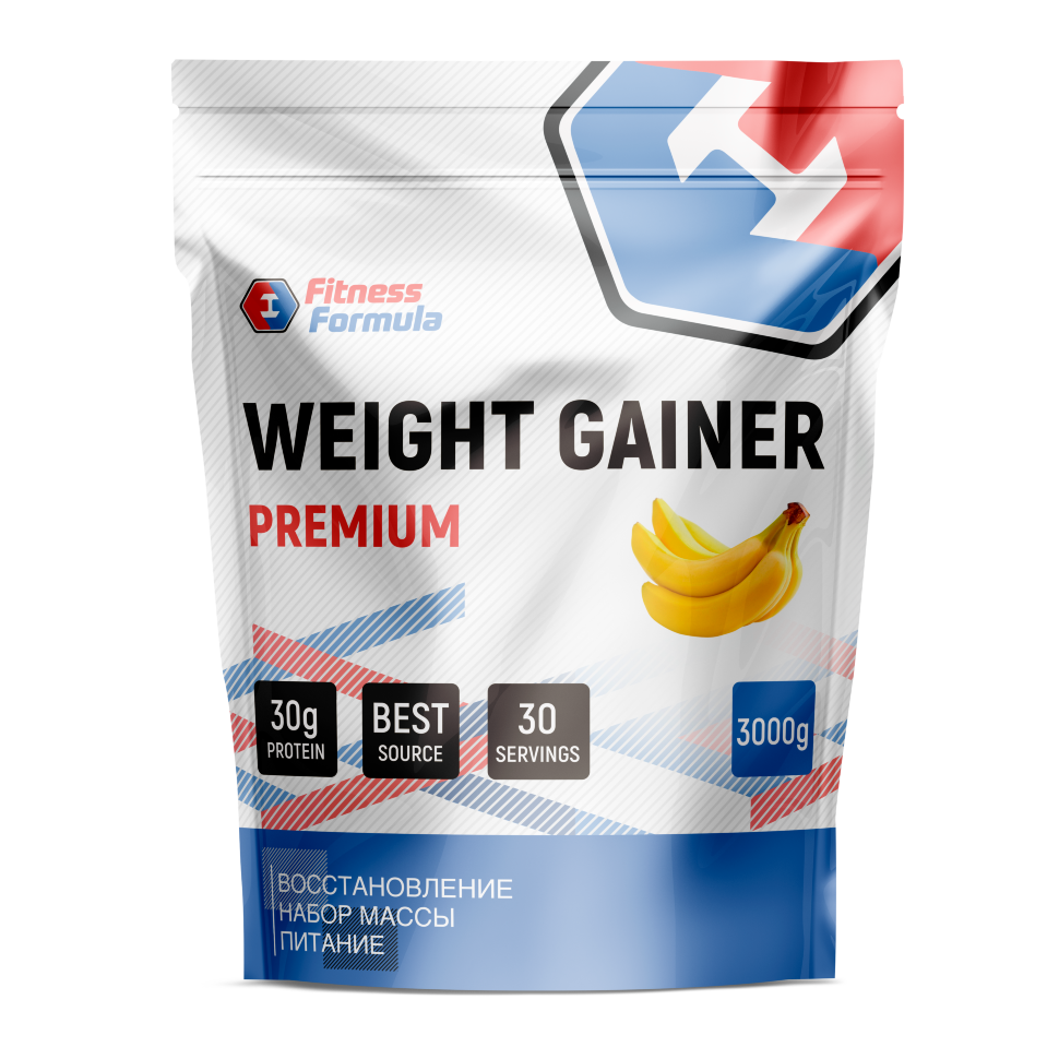 100% Weight Gainer Premium