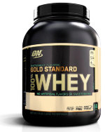 Optimum Nutrition 100% Whey protein Gold standard, 2270 г, Сывороточный протеин