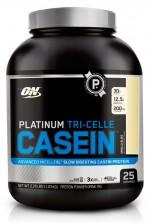 Optimum Nutrition Platinum Tri-Celle Casein, 1025 г, Казиеновый протеин