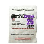 Cloma Pharma Methyldrene Elite, Жиросжигатели