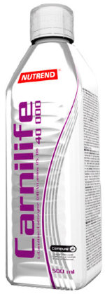 Nutrend Carnilife 40000, 500 мл, L-carnitine