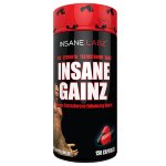 Insane Labs Gainz, 150 капс, Бустеры тестостерона