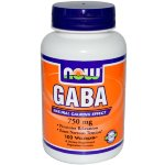 NOW GABA 750 mg, 100 капс, GABA