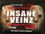 Insane Labs Insane Veinz, 4,3 г,