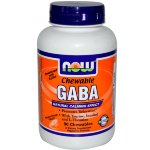 NOW GABA Chewable, 90 таб, GABA