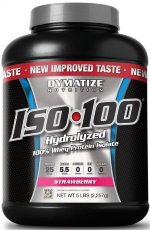 Dymatize ISO-100 -0 Carb Whey 5 lb