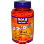 NOW Beta-Alanine 750 (120 капс.)