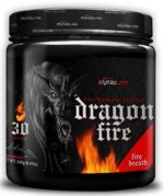 Invitro Labs Dragon Fire 240g. Mythical Apple