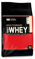 Optimum 100% Whey Gold Standard (4540 гр.)