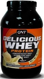 QNT Delicious Whey Protein 1000 г