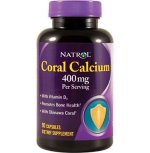 Coral Calcium 400 мг with Vitamin D 90 капс