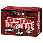 Weider Beta-Ecdysterone, 84 капс, Экдистерон