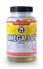 Atech Nutrition Omega 3-6-9, 90 капс, Омега жиры