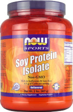 NOW Soy Protein Isolate (908 гр.)