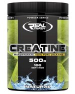 Real Pharm Creatine, 500 г, Моногидрат креатина