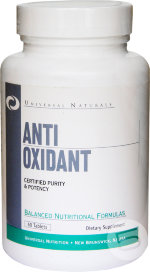 Universal Nutrition Anti Oxidant, 60 таб, Антиоксиданты