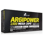 OLIMP Argipower 1500 Mega Caps, 120 капс, Аминокислота Аргинин