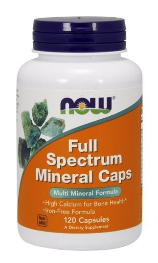 Full Spectrum Mineral Caps