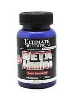 Ultimate Nutrition Beta Alanine 750 mg 100 капс