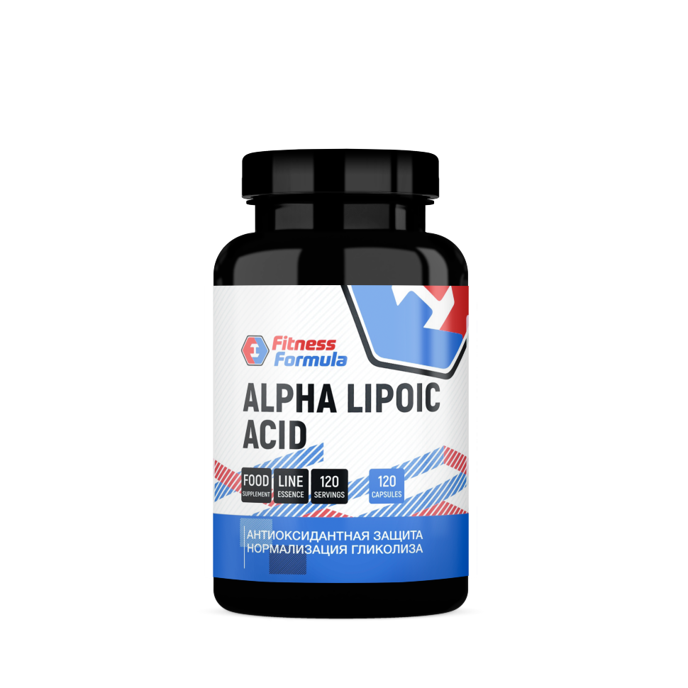 Alpha Lipoic Acid 250 мг