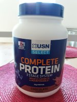 USN SELECT Complete Protein, 900 г, Комплексный протеин